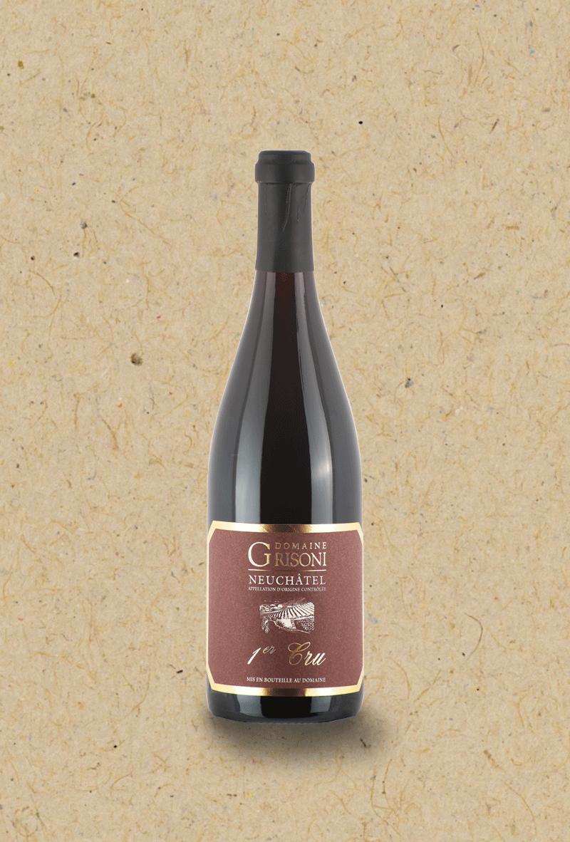 1er Cru Pinot Noir Vieilles Vignes du Domaine Grisoni,.